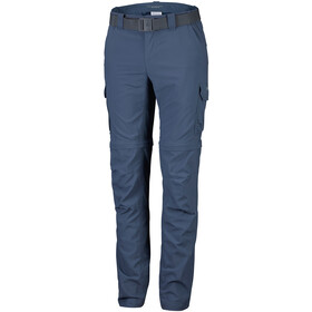 Columbia Silver Ridge II Pantaloni Uomo, dark mountain